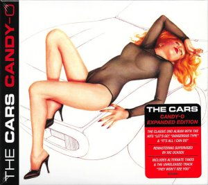 The Cars - Candy-O (Remastered & Expanded Edition) (1979) [2017]