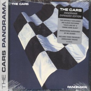 The Cars - Panorama (Remastered & Expanded Edition) (1980) [2017]