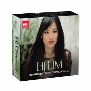 HJ Lim - Beethoven Complete Piano Sonatas [8CDs Box Set] (2012)