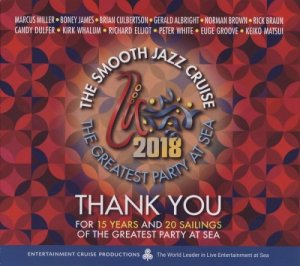 VA - The Smooth Jazz Cruise: The Geatest Party At Sea (2018)