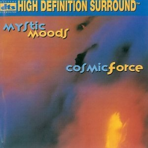 Mystic Moods Orchestra - Cosmic Force [DTS] (1997)