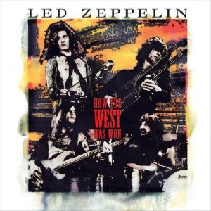 Led Zeppelin -  How The West Was Won (2018) [DVD9]