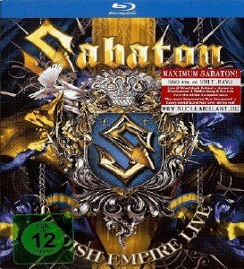 Sabaton - Swedish Empire Live (2013) [BDRip 720p]