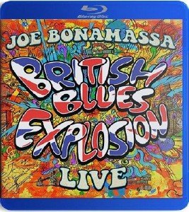 Joe Bonamassa - British Blues Explosion Live (2018) [ Blu-ray]