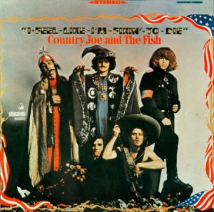 Country Joe And The Fish - I-Feel-Like-I'm-Fixin'-To-Die [1967] (1987)
