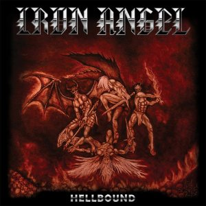 Iron Angel - Hellbound (2018)