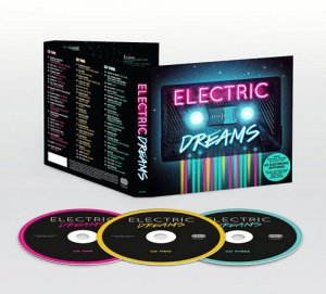 VA - Electric Dreams [3CD Set] (2017)
