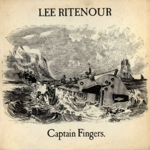 Lee Ritenour - Captain Fingers (1977) [Vinyl]