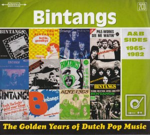 Bintangs - The Golden Years Of Dutch Pop Music ~ A&B Sides 1965-1982 (2016)