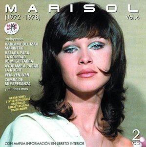Marisol - Vol.4: 1972-1978 [2CD Remastered Set] (2014)