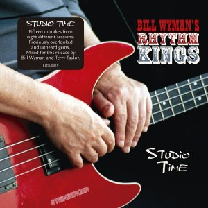 Bill Wyman's Rhythm Kings - Studio Time (2018)