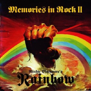Ritchie Blackmore's Rainbow -  Memories In Rock II (2018) [DVD5]
