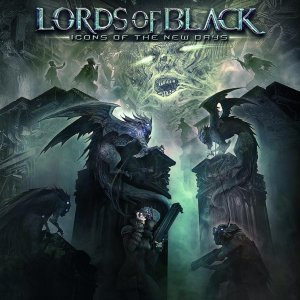 Lords of Black - Icons of the New Days (2CD) (Deluxe Edition) (2018)