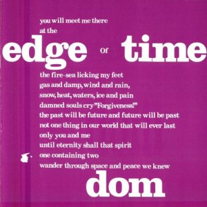 DOM - Edge Of Time (1972) [Reissue 2001]