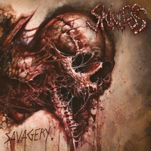 Skinless - Savagery (2018)