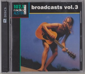 VA - KGSR Broadcasts Volume 3 [2CD Set] (1995)