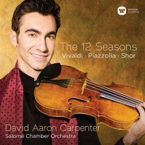 David Aaron Carpenter - The 12 Seasons (2016) [Hi-Res]