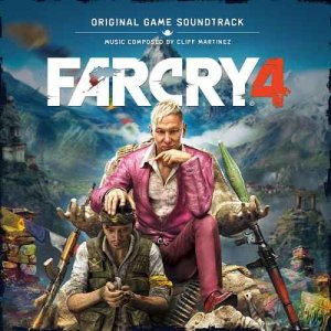 Cliff Martinez - Far Cry 4 [Original Game Soundtrack] (2014) [Hi-Res]