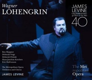 James Levine & The Metropolitan Opera Orchestra and Chorus - Wagner: Lohengrin (2010)