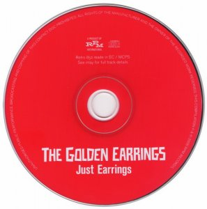 The Golden Earrings - Just Ear-Rings (1965) [Reissue] (2009)