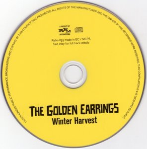Golden Earrings - Winter Harvest (1967) [Reissue] (2009)