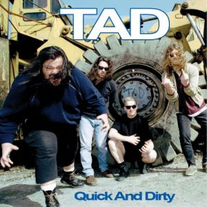 TAD - Quick And Dirty (2018) [Hi-Res]