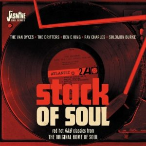 VA - Stack Of Soul Red Hot RnB Classics From The Original Home Of Soul (2018)