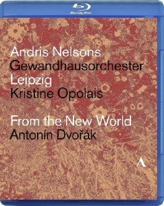 Antonin Dvorak - From The New World (2018) [Blu-ray]