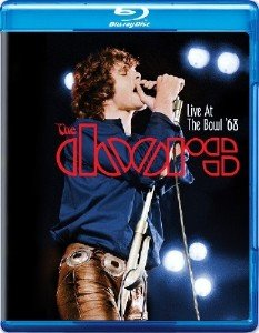 The Doors - Live at the Bowl 68 (2012) [Blu-ray]