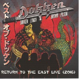 Dokken - Return to the East Live 2016 (2018) [DVD9]