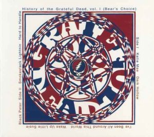 Grateful Dead - History Of The Grateful Dead Vol. 1 (Bears Choice) (1973) [Vinyl]