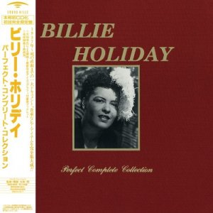 Billie Holiday - Perfect Complete Collection [Japan 12CD Set] (1993)