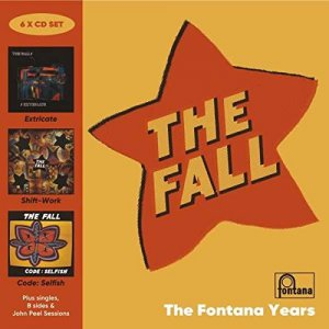The Fall - The Fontana Years [3CD Box Set] (2017)