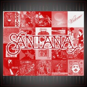 Santana - Studio Masters Collection - 20 Studio Albums 1969-2014 (2015)
