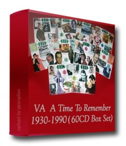 VA - A Time To Remember: 60 CD Collection (1930-1990)