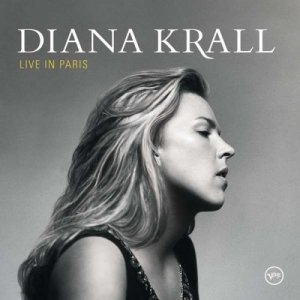 Diana Krall - Live In Paris (2016) [Vinyl]