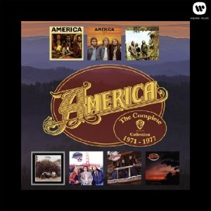 America - The Complete WB Collection 1971-1977 (2013)