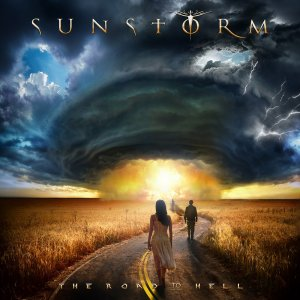 Sunstorm - Road To Hell (2018) (HDtracks)