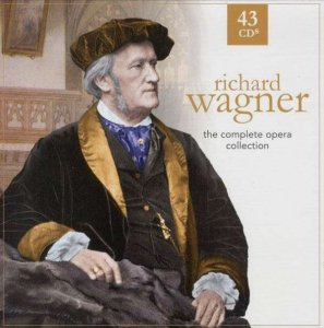 Richard Wagner: Die kompletten Opern / The Complete Operas (43 CDs Box Set) (2005)