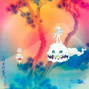 Kids See Ghosts - Kids See Ghosts (2018)