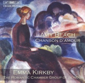 Emma Kirkby & Romantic Chamber Group of London - Beach: Chanson D'Amour (2002)
