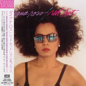 Diana Ross - Red Hot Rhythm And Blues (Japan Edition) (2005)
