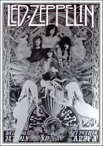 Led Zeppelin - Studio Discography (1969-2014)