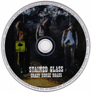 Stained Glass - Crazy Horse Roads (1969) (2007)