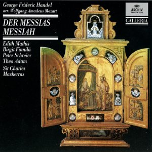 Charles Mackerras - Handel: Messiah (1999)