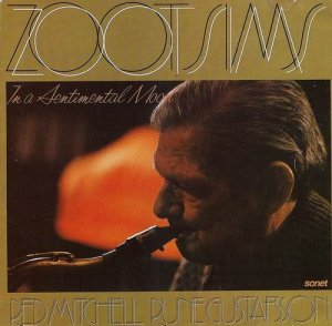 Zoot Sims - In A Sentimental Mood (1984)