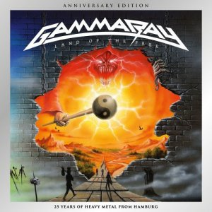 Gamma Ray - Land Of The Free (Anniversary Edition) (2017) [Hi-Res]