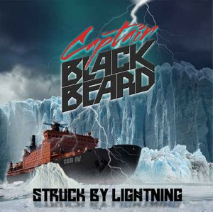 Captain Black Beard - Struck By Lightning (2018)