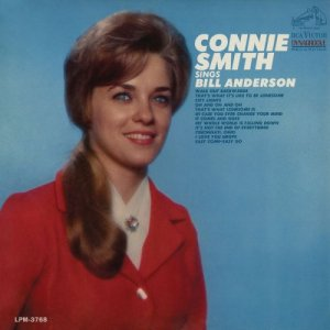 Connie Smith - Connie Smith Sings Bill Anderson (2017) [Hi-Res]
