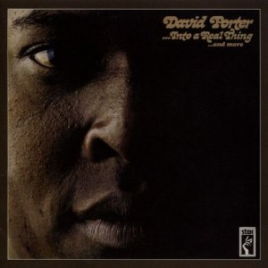 David Porter - Into a Real Thing (1971) [Remastered 2015]